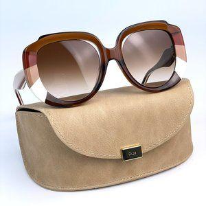 💯 NEW Chloe CE748SA 254  Women Sunglasses